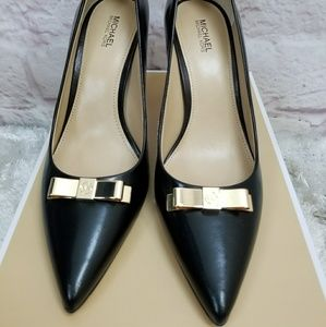 3fe0b7f2a42e MICHAEL Michael Kors Shoes - MICHAEL Michael Kors Vivienne Bow Pumps